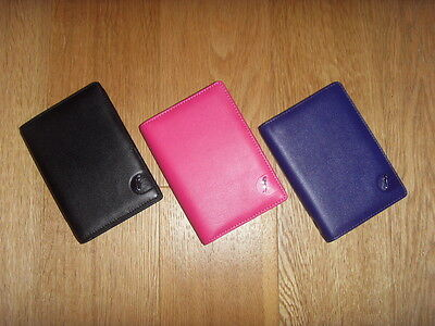 FILOFAX AGENDA ORGANISER PELLE mod. BOSTON POCKET SLIM