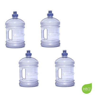 700338f74e NEW H8O® 1.9 Liter BPA Free 8 Glasses Work Out Water Jug – Purple (4 ...