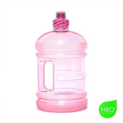 4ef27d1c56 NEW H8O® 1.9 Liter/64 oz BPA Free Health Fitness Gym Water Jug ...
