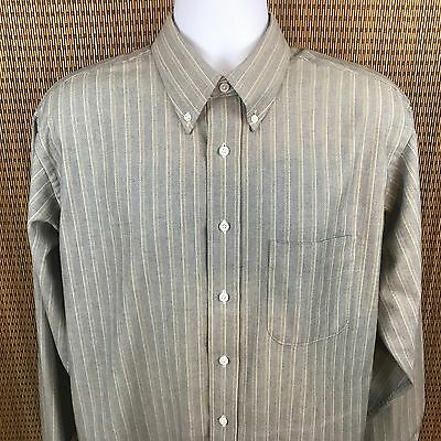 Men S Rosso Milano Italy Modern Fit Dress Shirt Xl 16 5