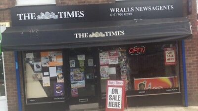 Business For Sale -  Newsagents