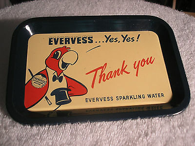 EVERVESS SPARKLING WATER TIP TRAY Pepsi-Cola Novelty