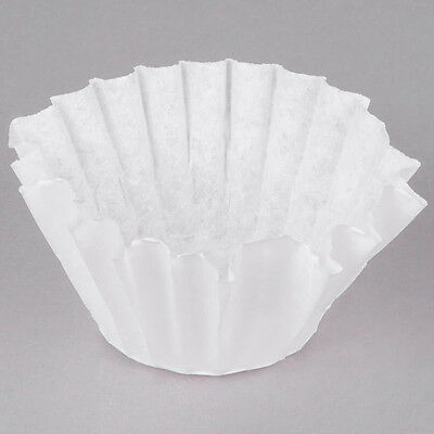 "Bunn 20138.1000 13 3/4"" x 5 1/4"" 1.5 Gallon Coffee Filter - 100 Filters"
