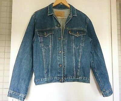 Vintage Levi's Denim Jacket..large
