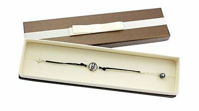 Malinois. Bracelet with box for people who love dogs. Photojewelry. USA