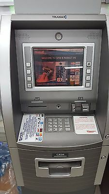 ATM Tranax C4000 working plus the other one for the parts