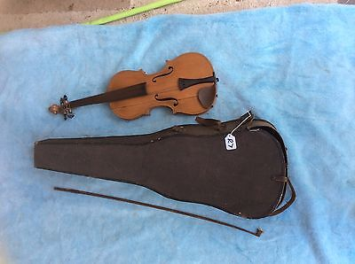 Full Size Violin for Parts