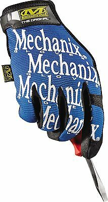 Mechanix Wear Original Blue Gloves - Mg-03 - Medium Only