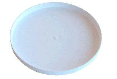 """Minelab 11"""" White Round Coil Cover  - Metal / Gold Detector"""