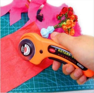 New Rotary Knife Cloth Cutting Sewing Patchwork Quilting Hand Tools