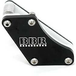 BBR Motorsports Black Chain Guide Block 340-YTR-1211 05-7283 1231-0118 80-9345BK