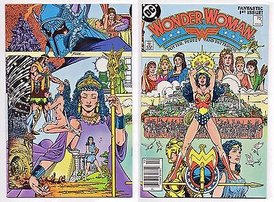 Wonder Woman (1987) #1 (Nm) *nwstd Variant* 1St Print* Many 1St Appearances Dc