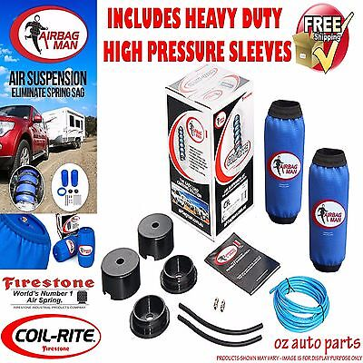 Ford Territory St, Sy, Sz Hd Hp Firestone Coil Air Bag Suspension Spring Kit