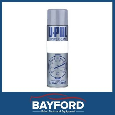 Upol Top Coat For Finishing Primed Surfaces Spray Paint Can Matt Black Pcmb/al