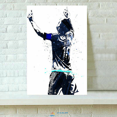HD Printed Lionel Messi Oil Painting Home Wall Decor Art On Canvas 16x24inch