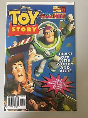 Toy Story (1995 1st series Marvel) #1 NM Near Mint