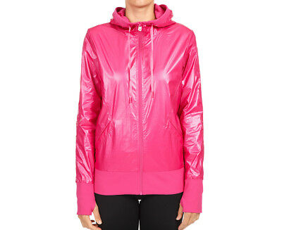 Lorna Jane Women's Luminosity Jacket - Raspberry Pearlscent