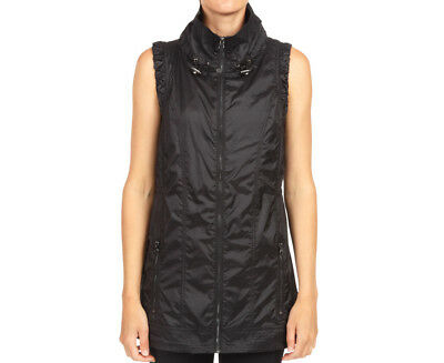 Lorna Jane Women's Fuse Sleeveless Jacket - Black