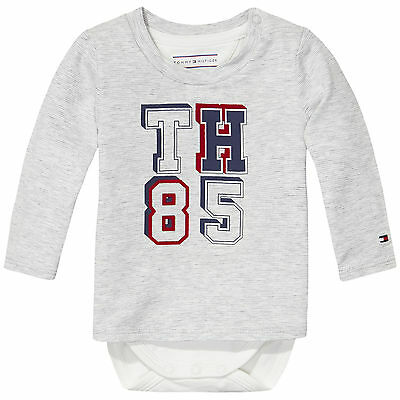 Tommy Hilfiger Body Suit TH85 Boy Tee Body Suit Size 56, 62, 68 NEW Winter 2017
