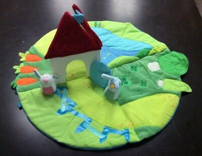 HABA Infant Play Rug Discoverers' Meadow