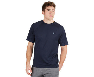Champion Men's PowerTrain Vapor Tee - Navy