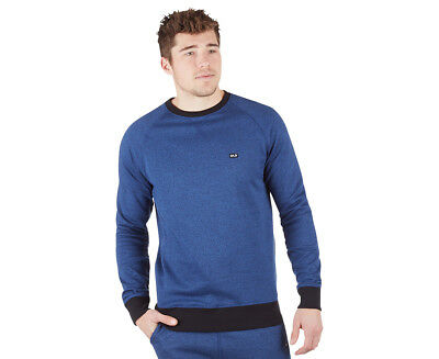 Russell Athletic Men's Twisted Maple Crew - Seahawk