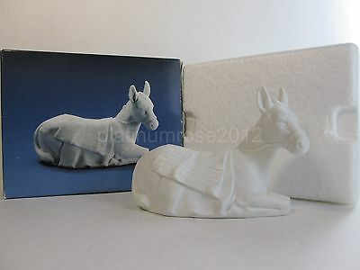 Avon Nativity Collectibles, The Donkey Porcelain Figurine