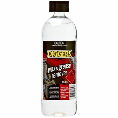 Diggers Wax and Grease Remover 1L
