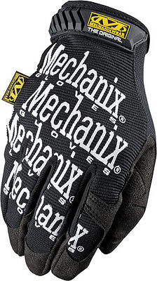Mechanix Wear Original Black Gloves - Mg-05 - Xs & Xxxl Only