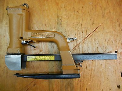Bostitch P50 Air Pneumatic Carton Box Stapler Tested & Works Perfect