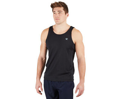 Champion Men's PowerTrain Vapor Tank - Black