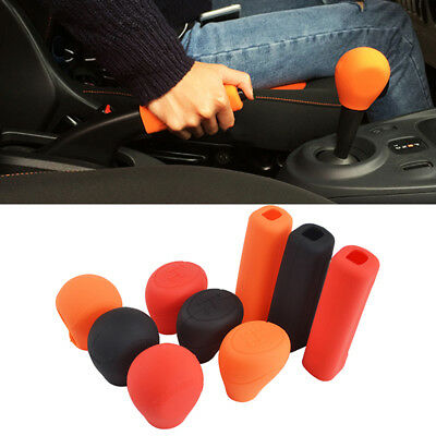 1Pc For Benz Smart Fortwo W451 W453 Silicone Shift Gear Knob Cover Handbrake
