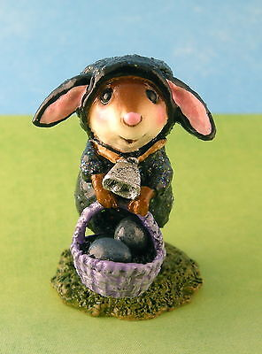 BAA BAA BLACK SHEEP by Wee Forest Folk, Mouse Expo 2012 Event Exclusive