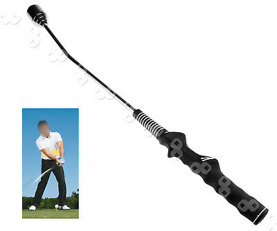 Golf Swing Grip Warm Up Training Aid Tempo Trainer Practice Club Golf Parts