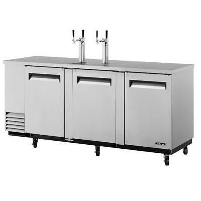 Turbo Air - TBD-4SD - 90 in Stainless Draft Beer Dispenser
