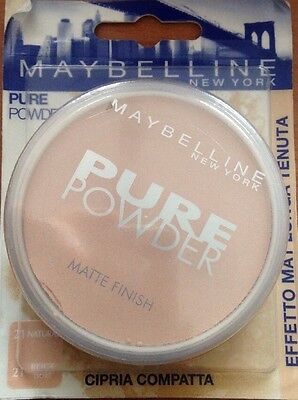 Maybelline Cipria Pure Powder N.21