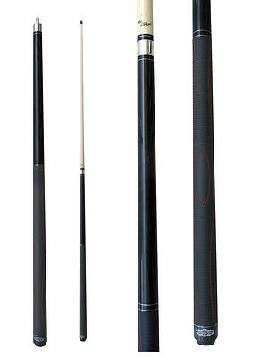 Champion BK2 Black Jump and Break Cue, Bonus Gift