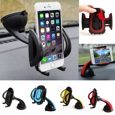 Car 360° Universal Dashboard Windscreen Holder Mount For GPS PDA Mobile Phone