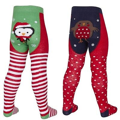 Baby christmas tights 0-24months