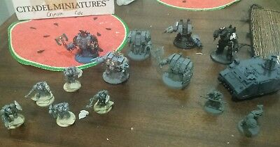Space wolves dreadnoughts, terminators, razorback and leaders