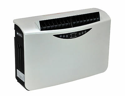 10000 BTU Per Hour Wall Mounted Air Conditioning Unit with Electrical Heater