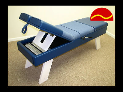 CLEAR Style Chiropractic Table - STANDARD