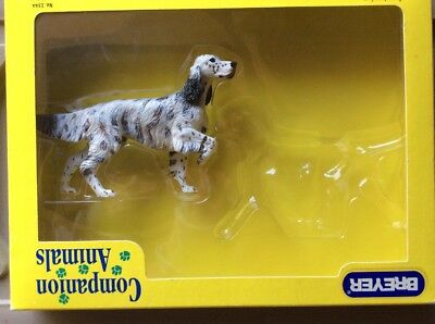 Breyer English Setter Dog New
