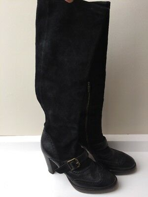 new look s brown ankle boots size 7 163 5 51