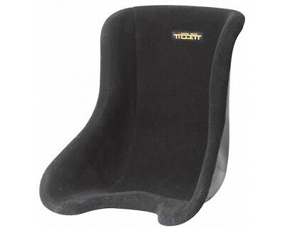Tillett T8 Seat Full Cover Black S UK KART STORE