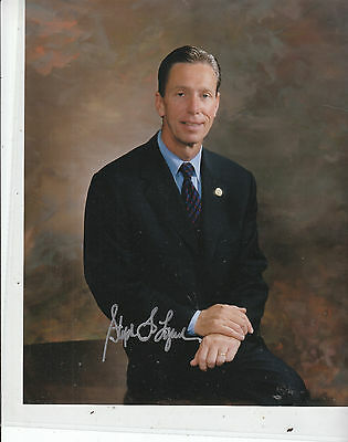 STEPHEN LYNCH(Mass. congressman) SIGNED Photo