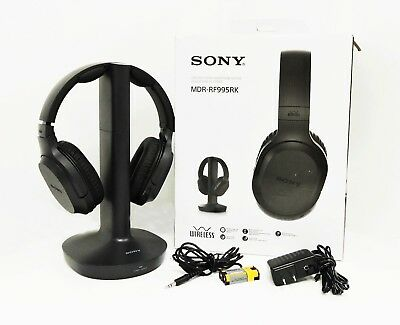 Sony MDR-RF995RK Wireless RF Headphones