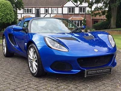 Lotus Elise 220 Sport MY17.5 0% 50/50 Finance available on this car