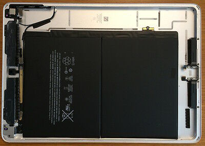Chassis Back Cover Apple iPad Air 2 Wifi Originale Completo