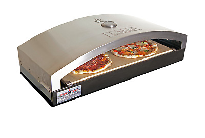 Camp Chef Pizzaofen Box Artisan Grill Gasgrill Gas Backofen Flammkuchen